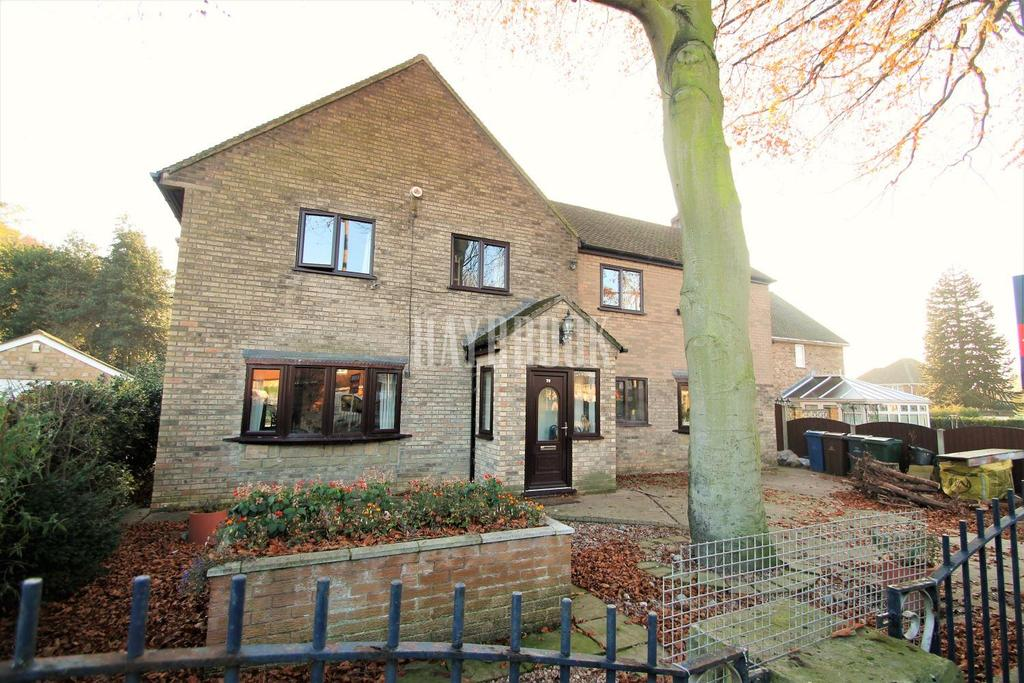 3 Bedrooms Detached House for sale in High Street, Thurnscoe