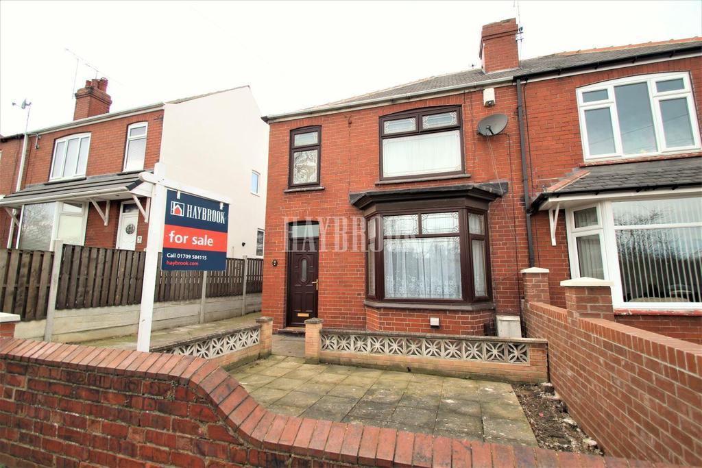 3 Bedrooms Semi Detached House for sale in Sidney Street, Swinton