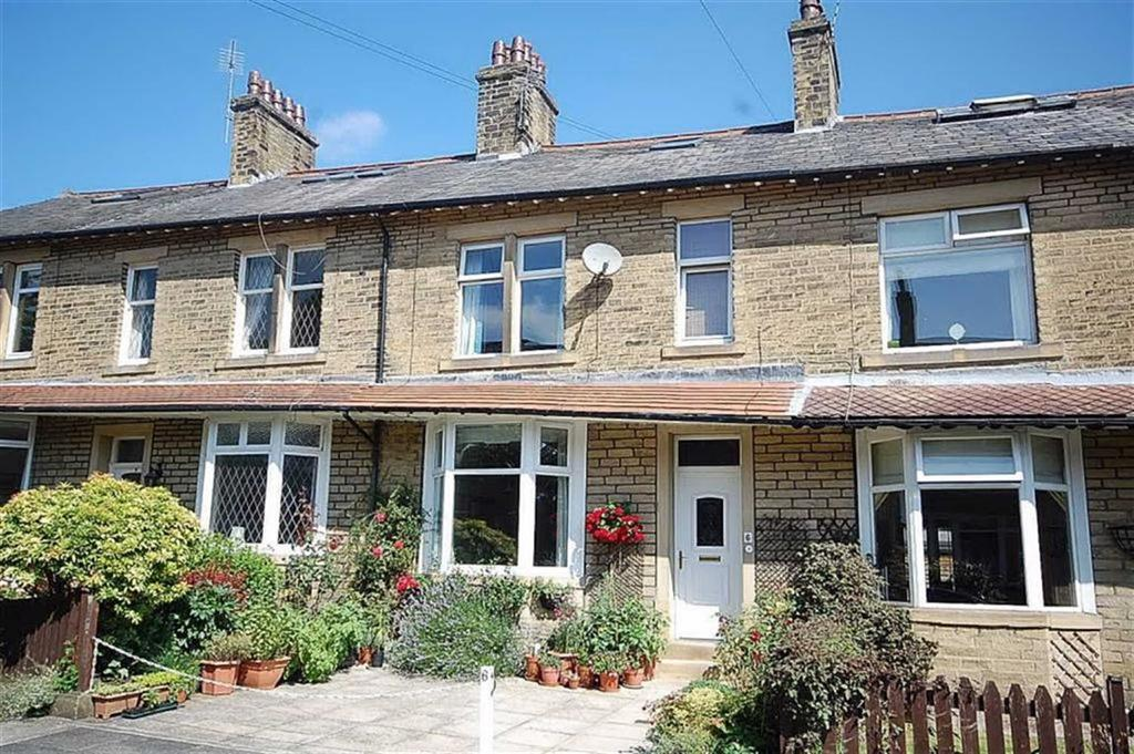 3 Bedrooms Terraced House for sale in Limes Avenue, Off Huddersfield Road, Skircoat Green, Halifax, HX3