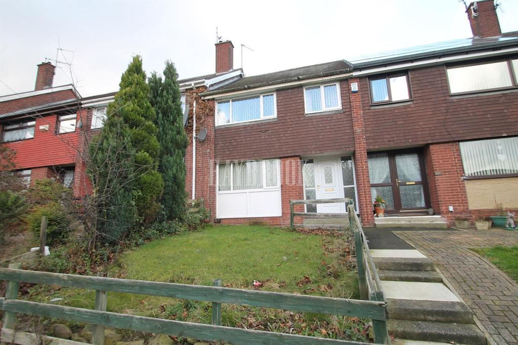 3 Bedrooms Terraced House for sale in Roughwood Road, Wingfield, Rotherham