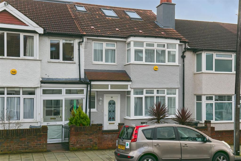 4 Bedrooms Terraced House for sale in Hepworth Road, Streatham, SW16
