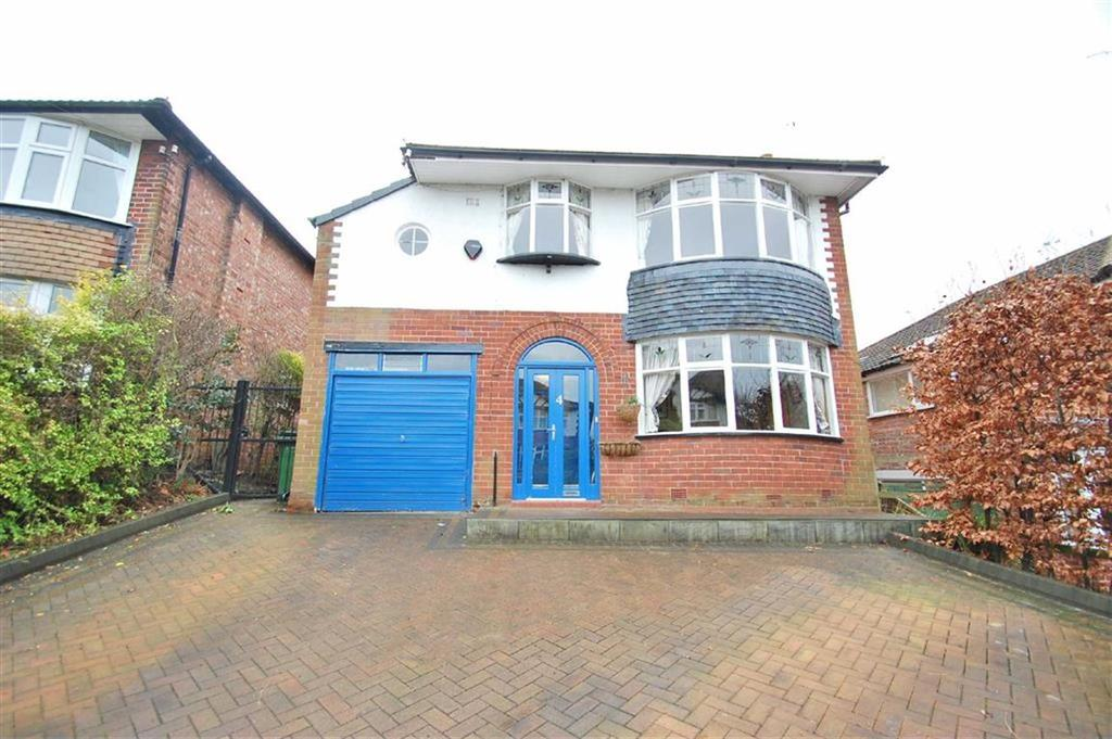 4 Bedrooms Detached House for sale in Brookdale Road, Bramhall, Cheshire