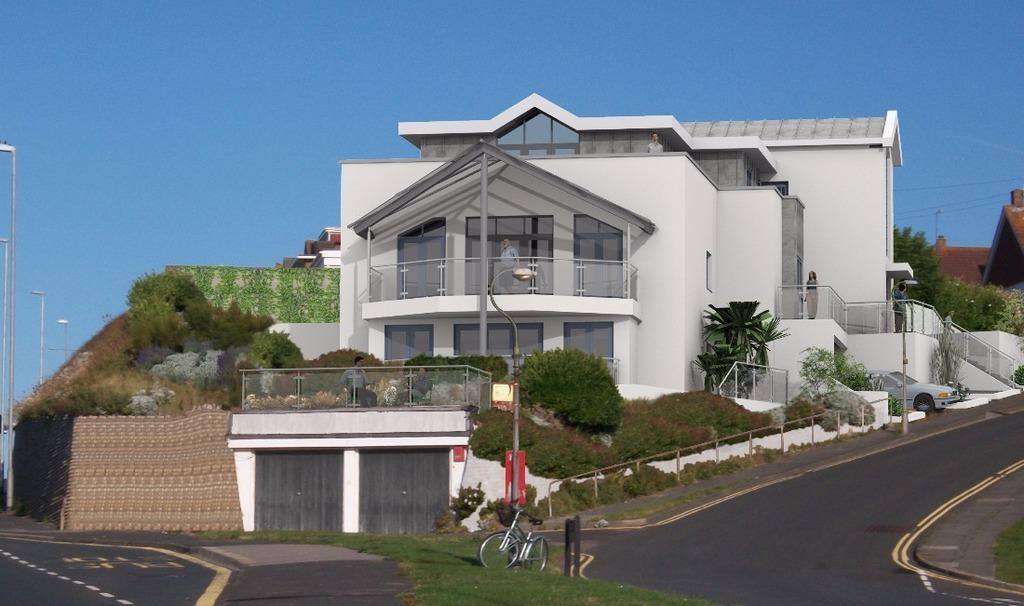 4 Bedrooms Semi Detached House for sale in Saltdean Drive Saltdean BN2