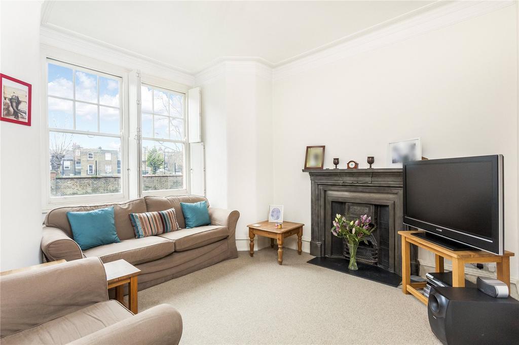 3 Bedrooms Flat for sale in Arundel Mansions, Kelvedon Road, Fulham, London