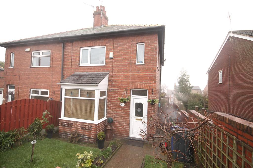 3 Bedrooms Semi Detached House for sale in Crown Close, Barnsley, South Yorkshire, S70