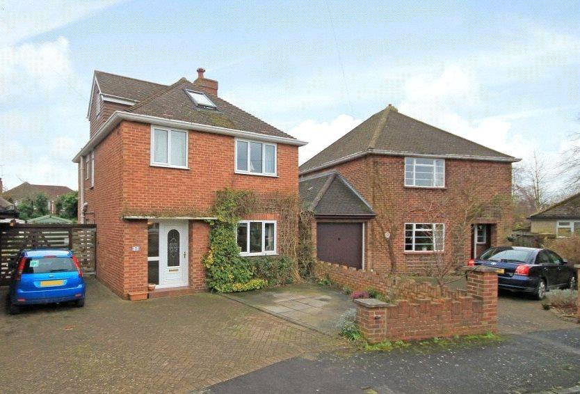 4 Bedrooms Detached House for sale in Essex Close, Cambridge, CB4