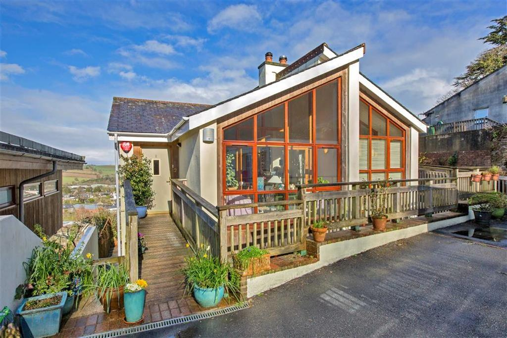 3 Bedrooms Semi Detached House for sale in Ashleigh, Kingsbridge Hill, Totnes, Devon, TQ9