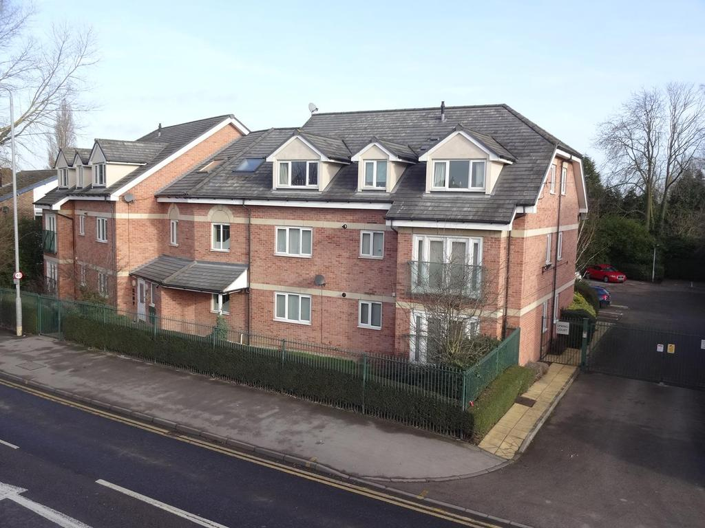 1 Bedroom Flat for sale in Spring Court, Radcliffe Road, West Bridgford