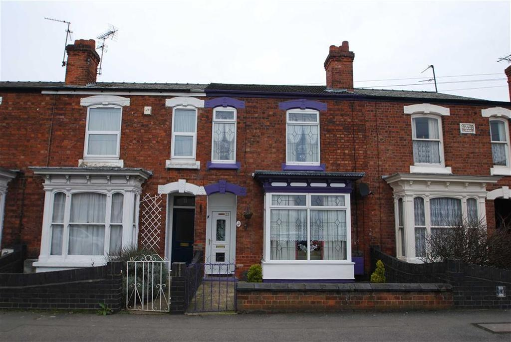 3 Bedrooms Terraced House for sale in Fydell Crescent, Boston