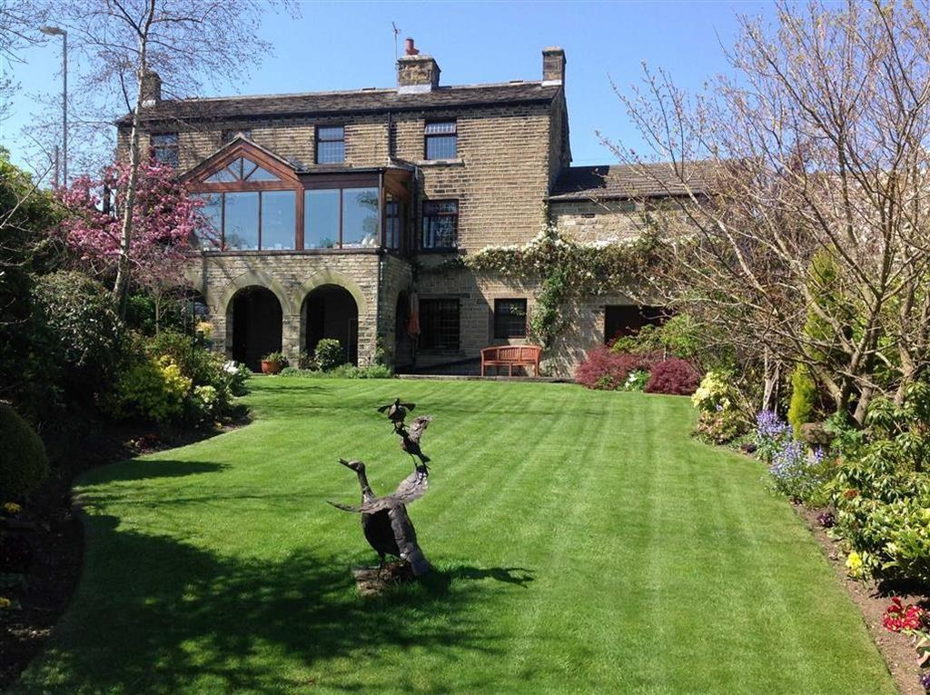 4 Bedrooms Detached House for sale in Linfit Lane, Kirkburton, Huddersfield, HD8