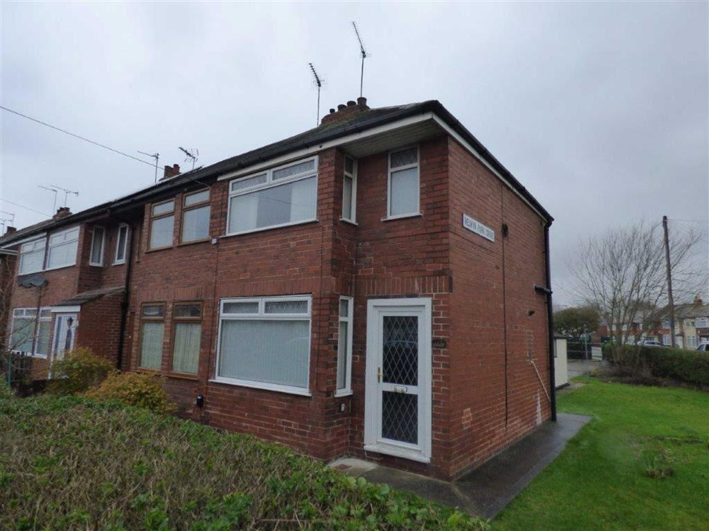 2 Bedrooms End Of Terrace House for sale in Welwyn Park Avenue, Hull, East Yorkshire, HU6