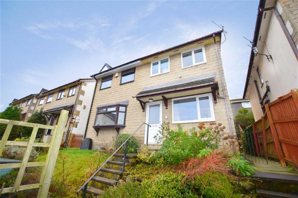 3 Bedrooms Terraced House for sale in Paterson Court, SHEFFIELD, SHEFFIELD, S36