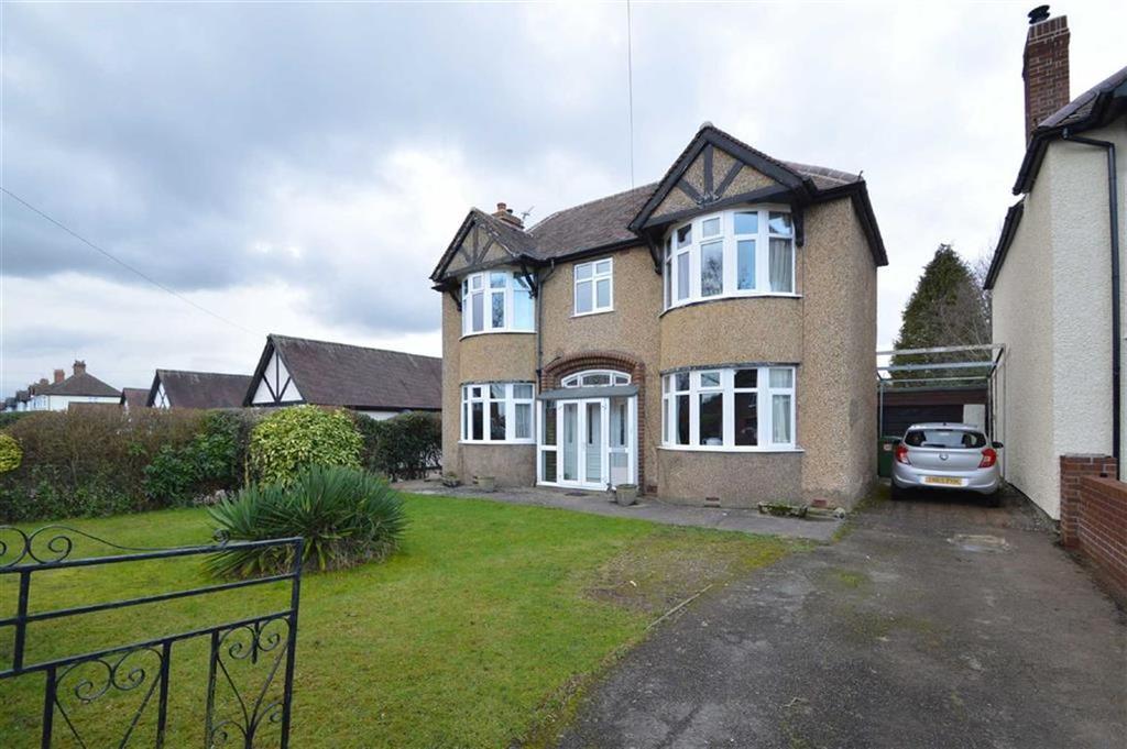 3 Bedrooms Detached House for sale in Mytton Oak Road, Copthorne, Shrewsbury