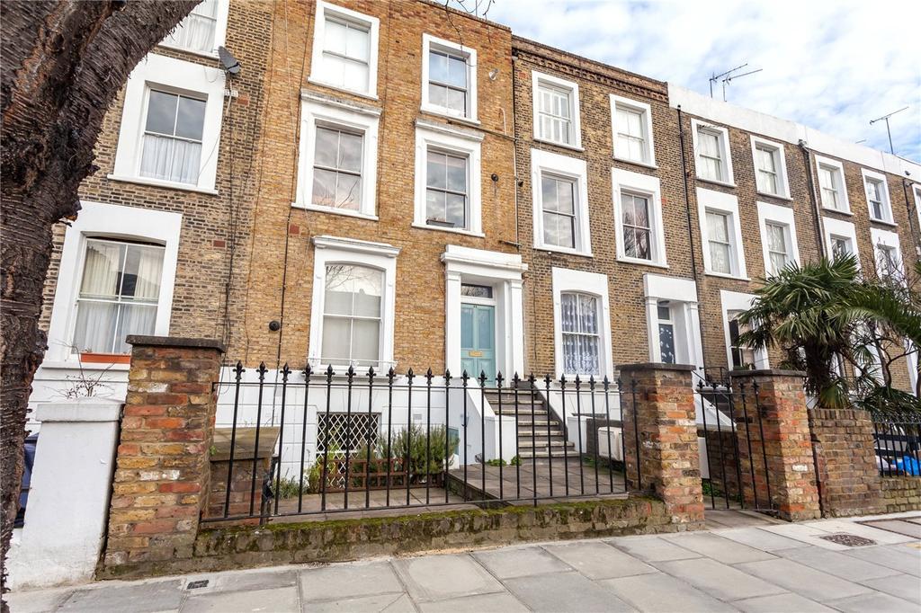 2 Bedrooms House for sale in Mildmay Road, London, N1