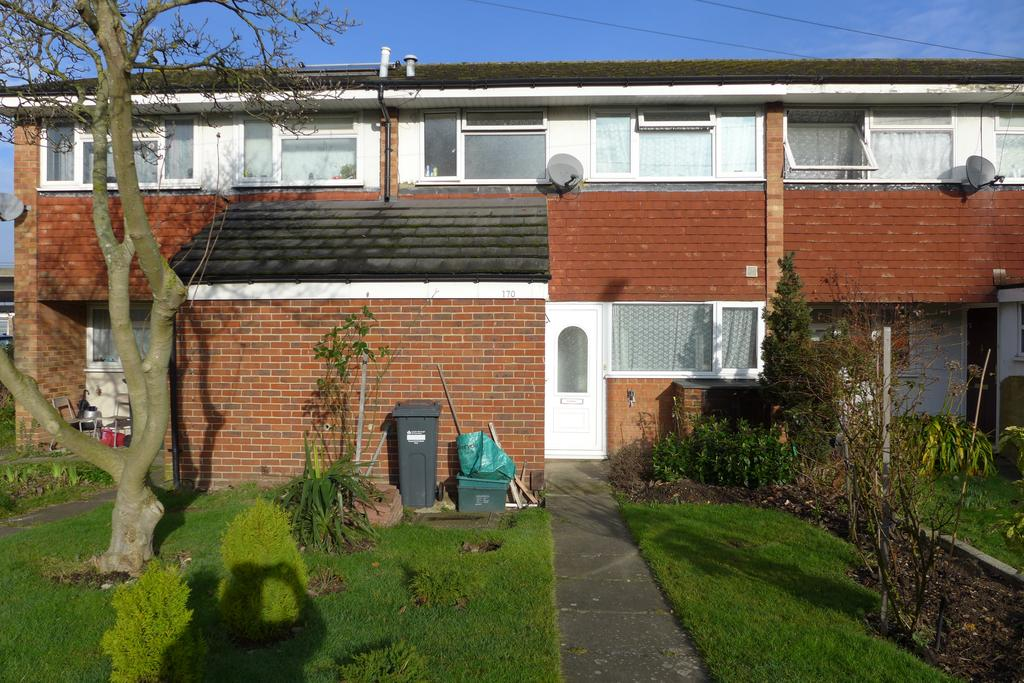 3 Bedrooms Terraced House for sale in Stourton Avenue, Feltham