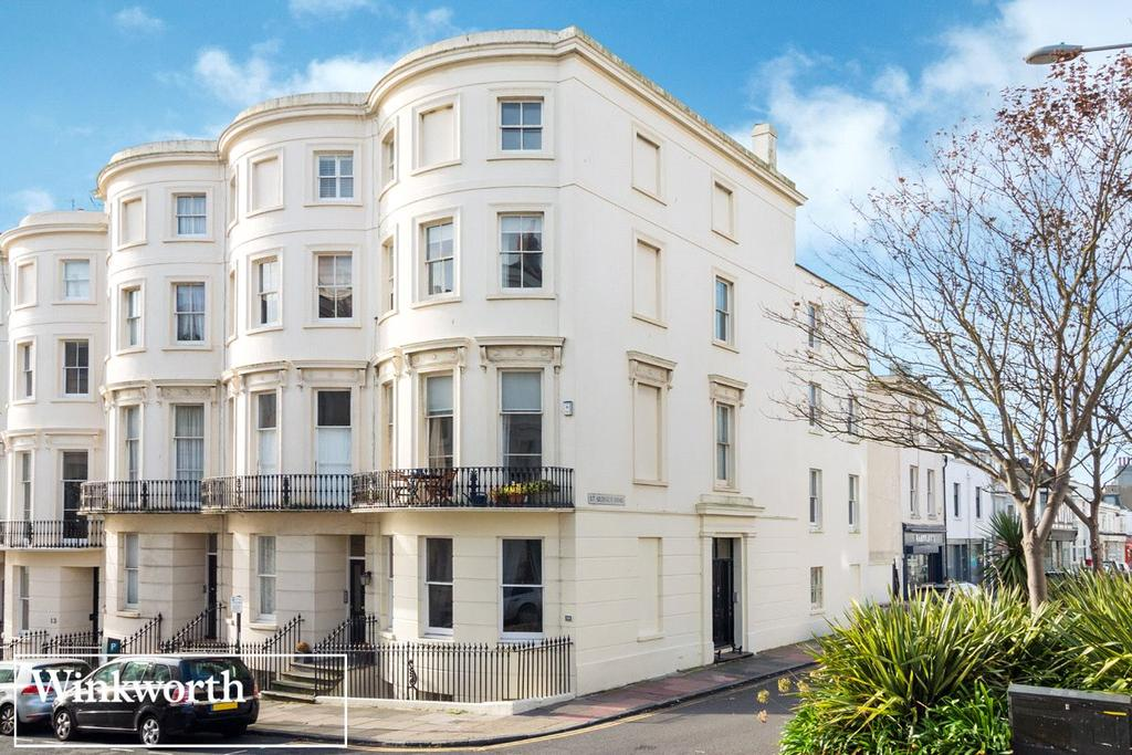 7 Bedrooms End Of Terrace House for sale in Eaton Place, Brighton, East Sussex, BN2