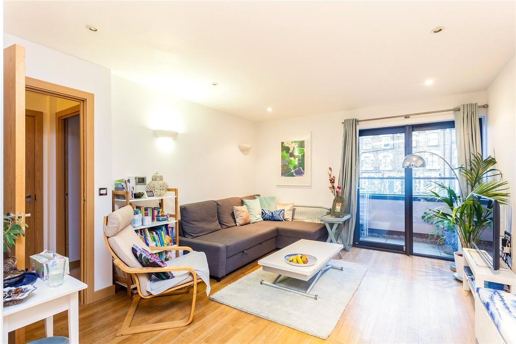 1 Bedroom Flat for sale in Terrace Apartments, Highbury, N5