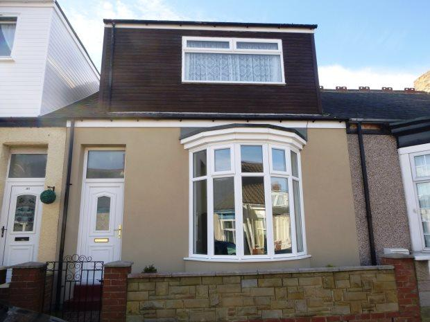 3 Bedrooms Terraced Bungalow for sale in ERITH TERRACE, ST GABRIELS, SUNDERLAND SOUTH