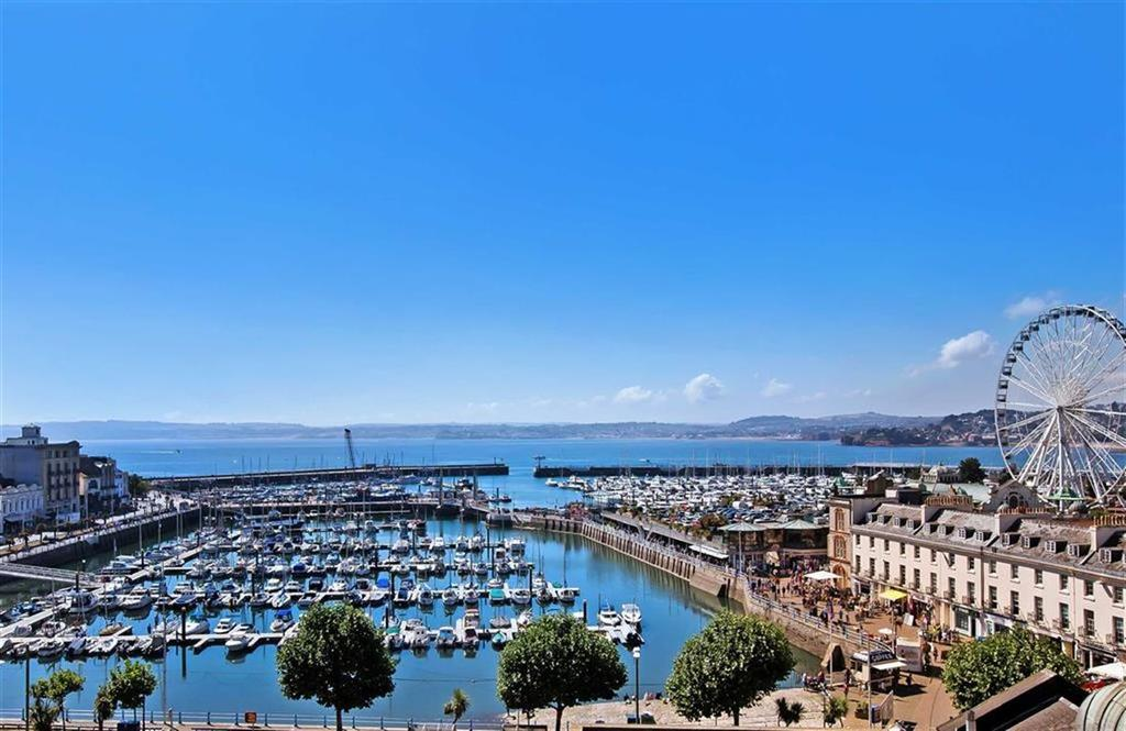 3 Bedrooms Apartment Flat for sale in The Terrace, Torquay, TQ1
