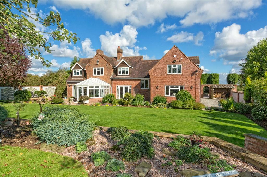 5 Bedrooms Detached House for sale in Sutton Maddock, Shifnal, Shropshire, TF11