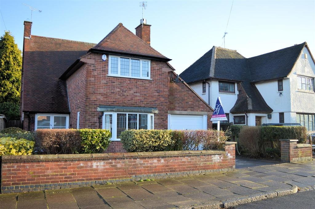 2 Bedrooms Detached House for sale in Rowley Fields Avenue, Leicester