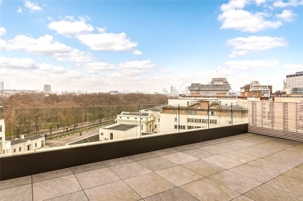 3 Bedrooms Penthouse Flat for sale in Buckingham Gate, London, SW1E