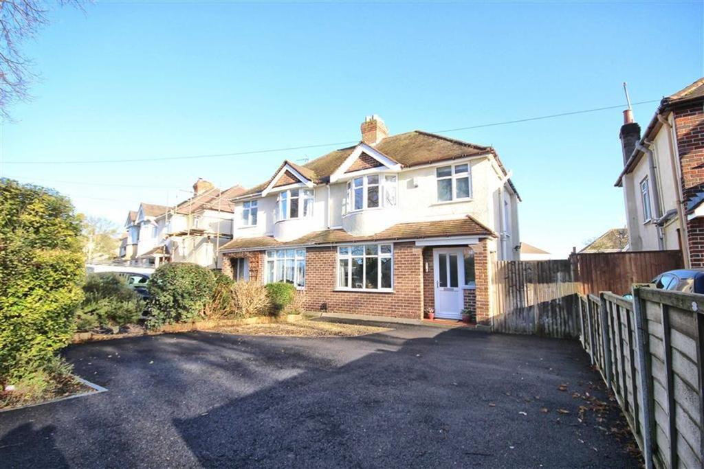 3 Bedrooms Semi Detached House for sale in Arle Road, Arle, Cheltenham, GL51