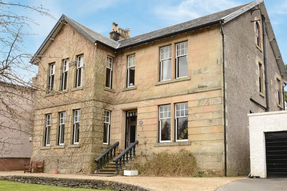 4 Bedrooms Stone House Character Property for sale in Lower Walden Horsewood Road, Bridge of Weir, PA11 3AT