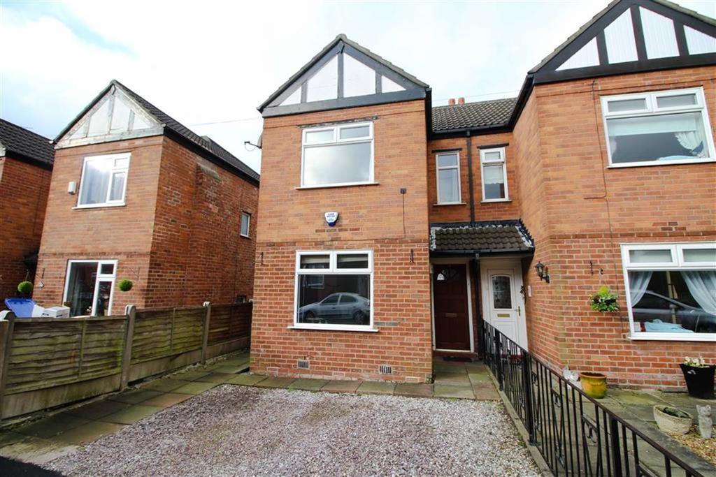 2 Bedrooms Semi Detached House for sale in Burnham Avenue, Reddish, Stockport