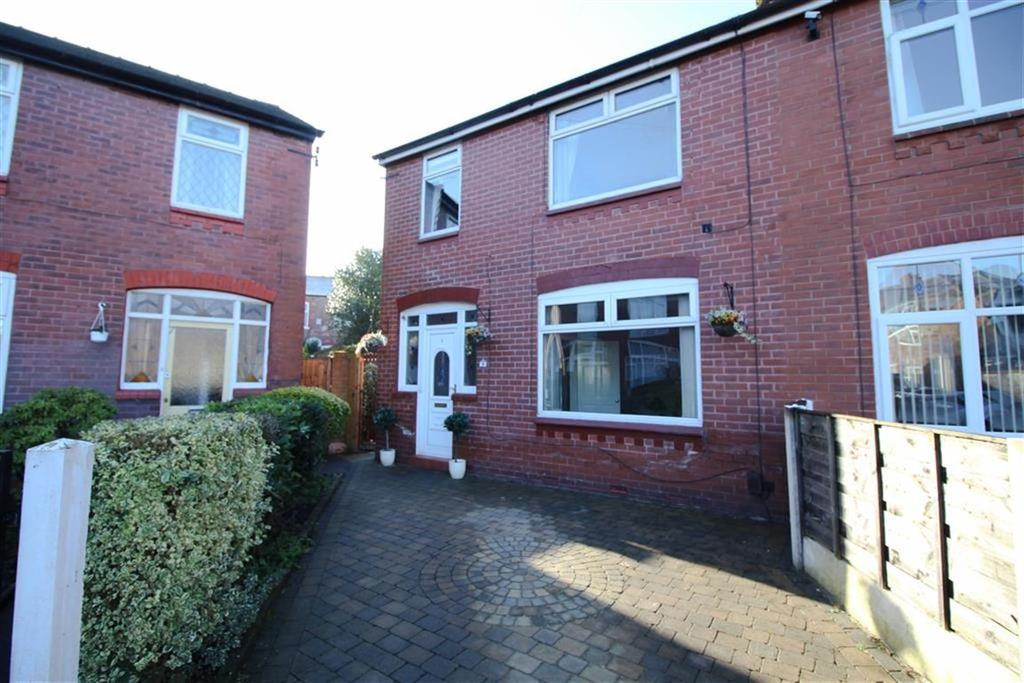 3 Bedrooms Semi Detached House for sale in Broom Avenue, South Reddish, Stockport