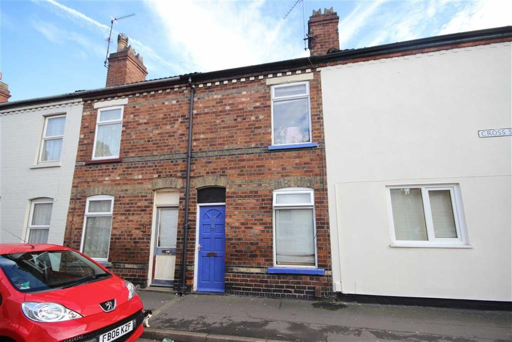 2 Bedrooms Terraced House for sale in Cross Street, Lincoln, Lincolnshire