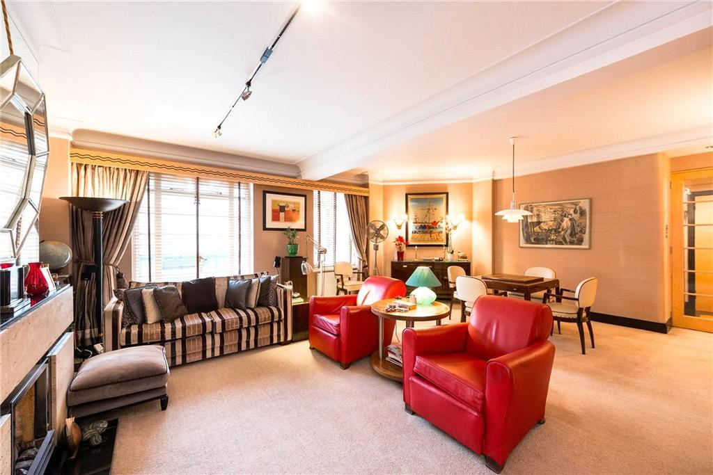 2 Bedrooms Flat for sale in Dorset House, Gloucester Place, London, NW1