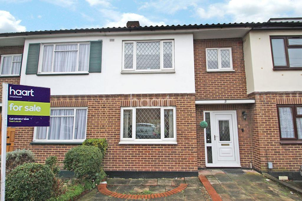 3 Bedrooms Terraced House for sale in Camms Terrace, Cambeys Road
