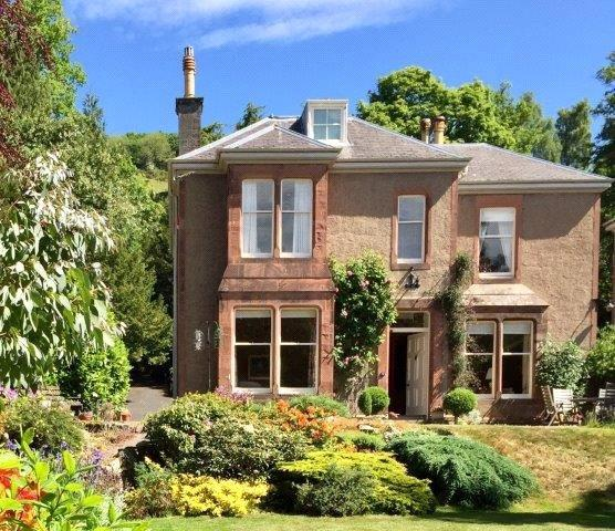 5 Bedrooms Detached House for sale in Roxburgh House, 16 Melrose Road, Galashiels, Scottish Borders, TD1