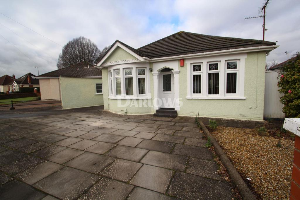 2 Bedrooms Bungalow for sale in Heol Cattwg, Whitchurch, Cardiff