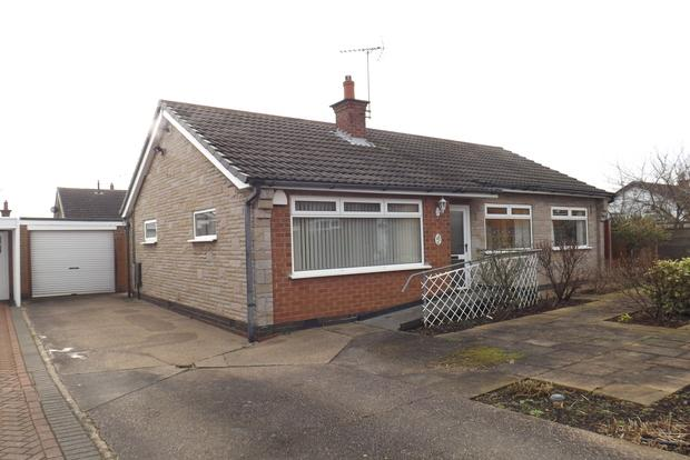 3 Bedrooms Detached Bungalow for sale in Walesby Crescent, Aspley, Nottingham, NG8