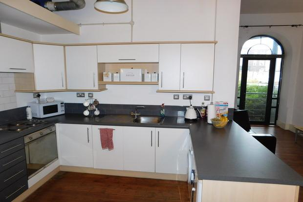 2 Bedrooms Apartment Flat for sale in The Edge, 122-124 Lower Parliament Street, Nottingham, NG1