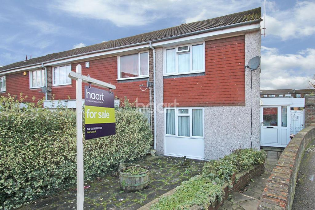 2 Bedrooms End Of Terrace House for sale in Woodrush Way, Chadwell Heath