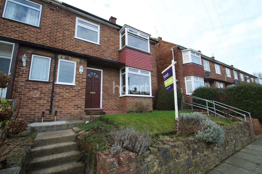 3 Bedrooms Semi Detached House for sale in Columbine Road, Strood