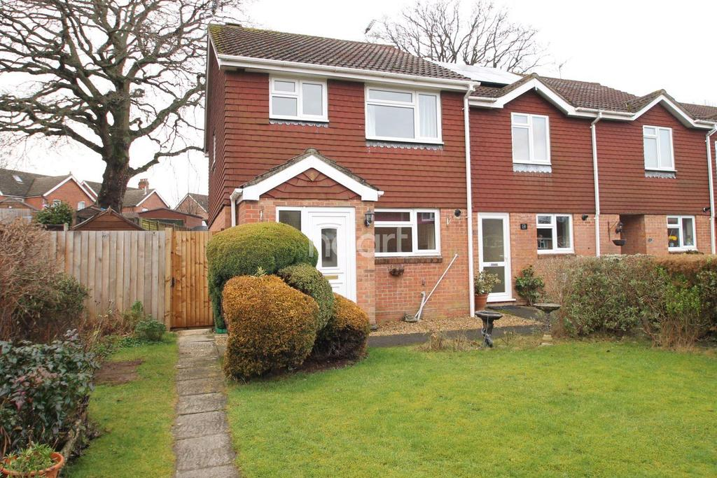 3 Bedrooms End Of Terrace House for sale in Lindford, Hampshire