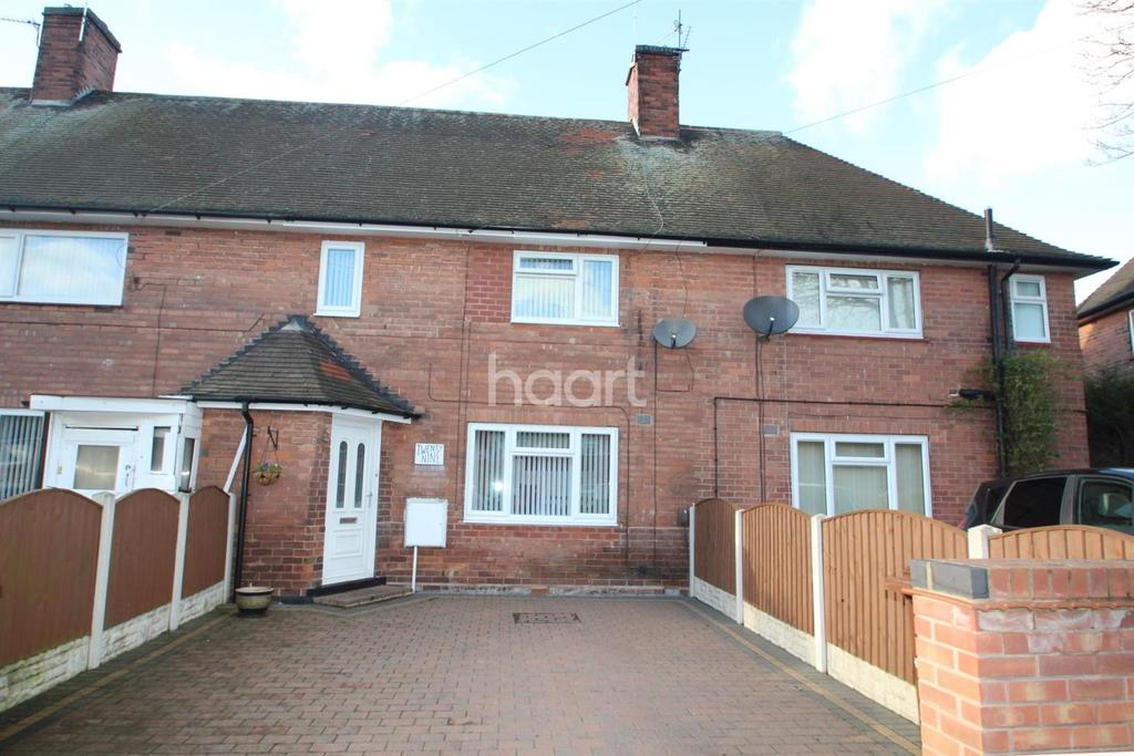 3 Bedrooms Terraced House for sale in Northwood Crescent, Daybrook, Nottingham
