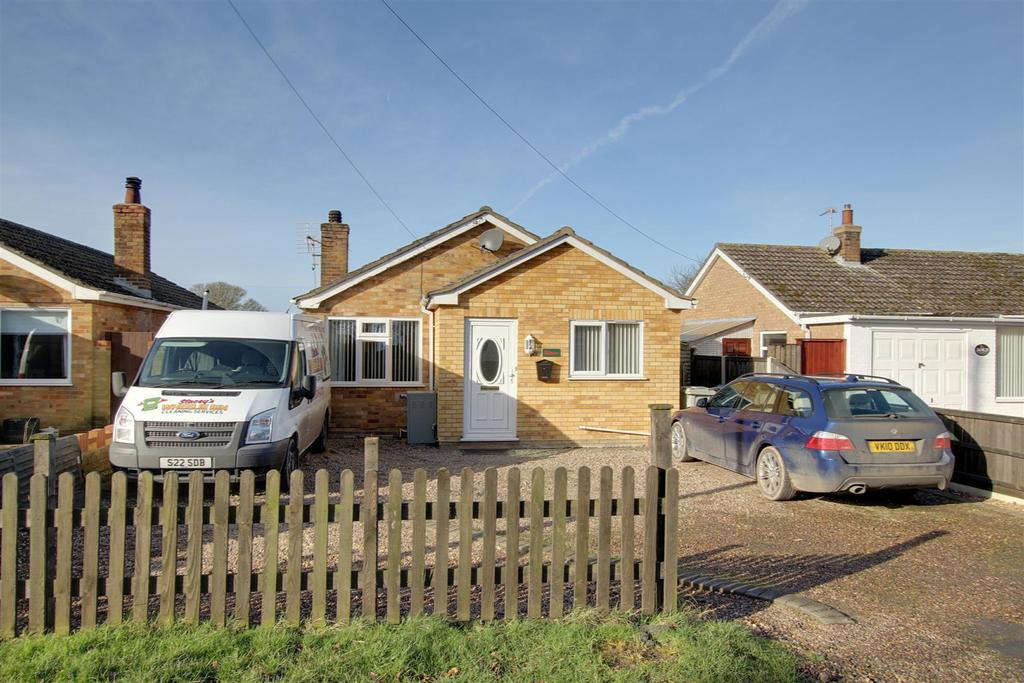 3 Bedrooms Detached Bungalow for sale in Eldessa, Sutton Road, Huttoft