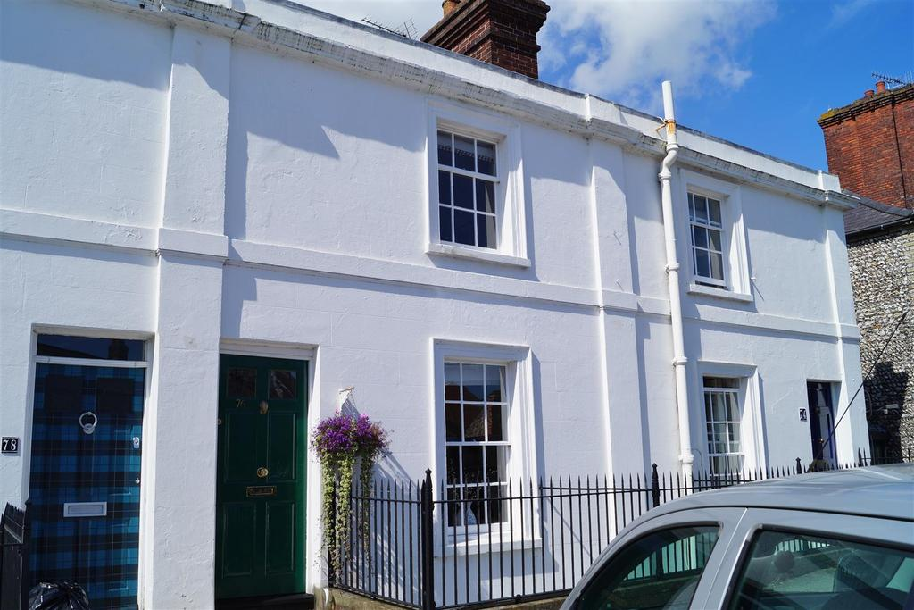 3 Bedrooms Terraced House for sale in Maltravers Street, Arundel