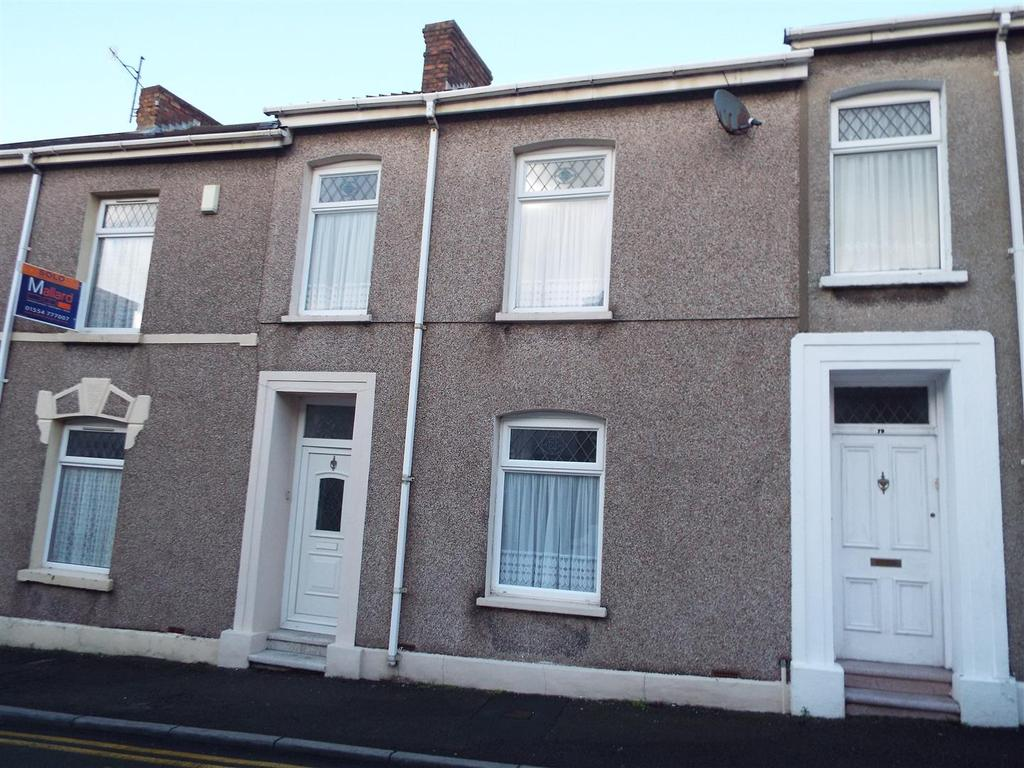 3 Bedrooms Terraced House for sale in Marblehall Road, Llanelli
