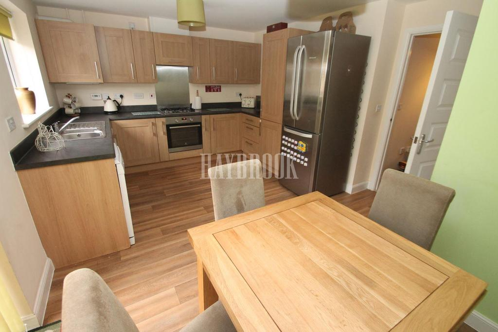 3 Bedrooms End Of Terrace House for sale in Campbell Walk, Brinsworth, Rotherham
