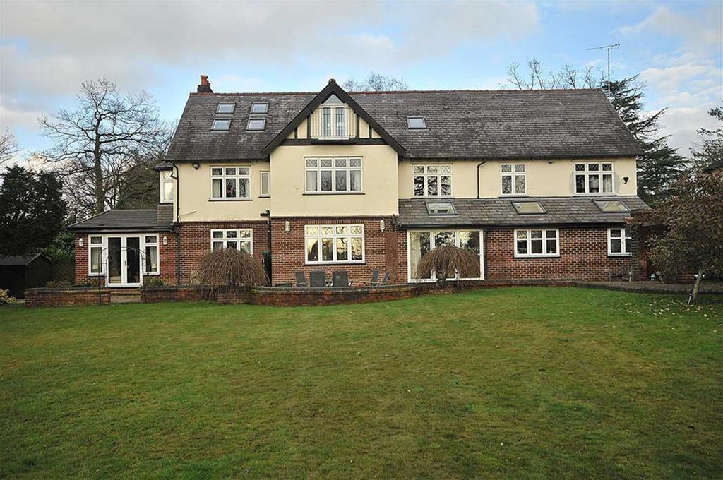5 Bedrooms Detached House for sale in Prestbury Road, Wilmslow