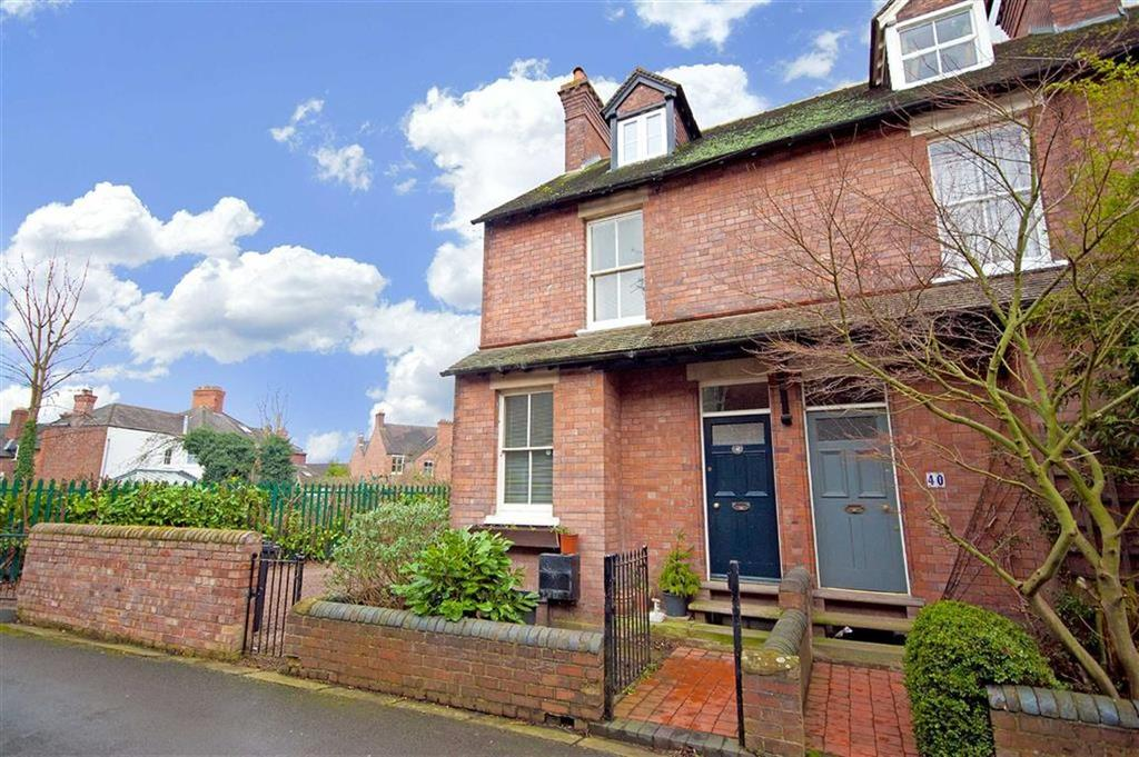 3 Bedrooms End Of Terrace House for sale in Havelock Road, Shrewsbury, Shropshire