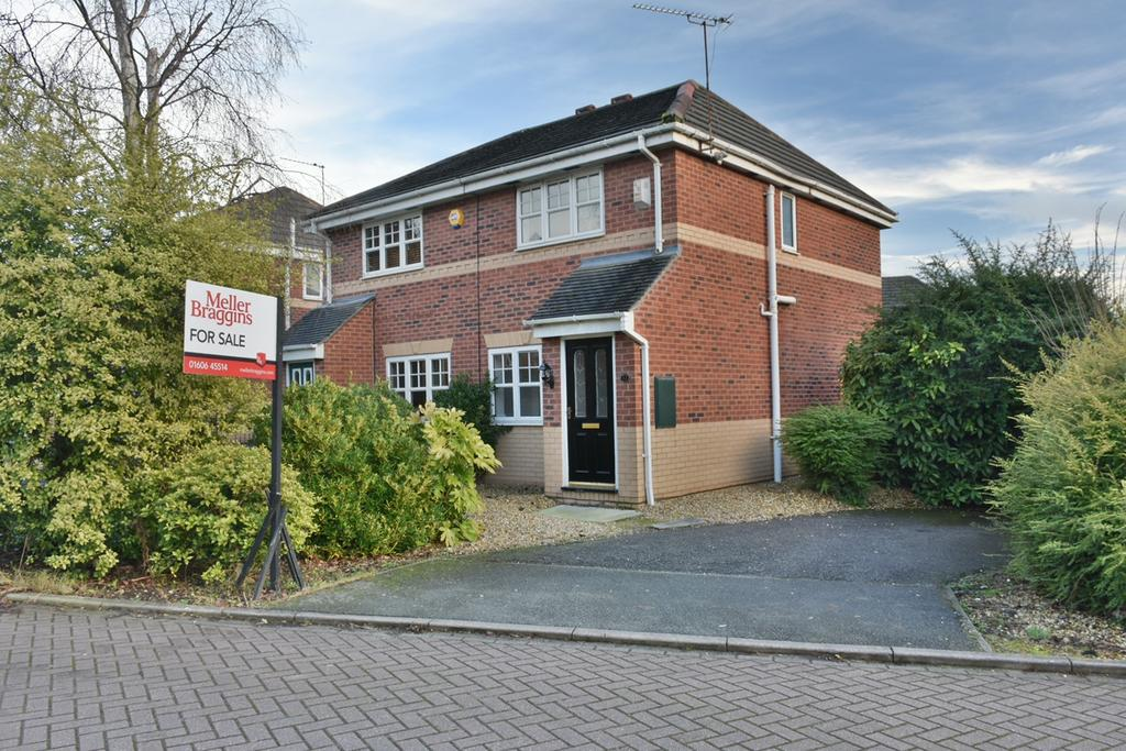 2 Bedrooms Semi Detached House for sale in Shakespeare Close, Rudheath