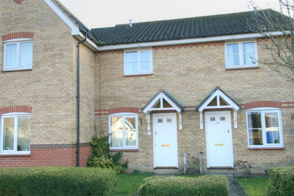 2 Bedrooms Terraced House for sale in Elizabeth Close, Attleborough, Norfolk