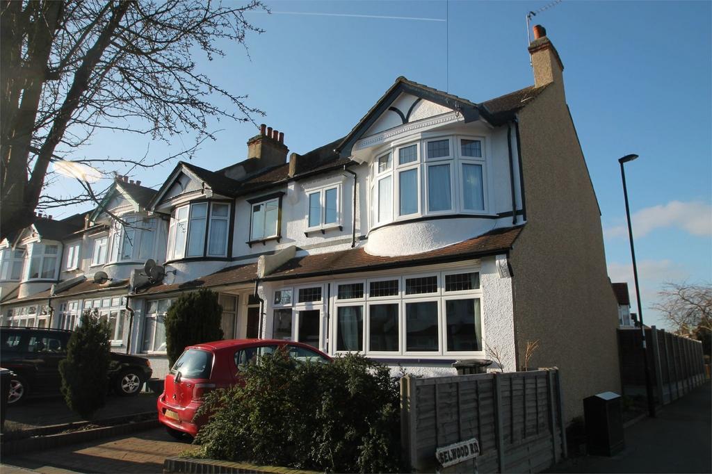 3 Bedrooms End Of Terrace House for sale in Craigen Avenue, Addiscombe, Croydon, Surrey